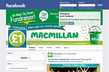 Digital Campaign of the Week: Macmillan's Poundland Facebook takeover