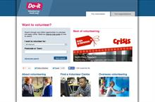Do-it upgraded to allow volunteering opportunities to be shared through social media