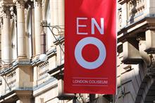 Senior director of English National Opera to leave after just nine months in post