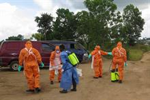 Disasters Emergency Committee might launch Ebola appeal next week