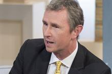 Conservative MP Nigel Evans calls for ban on charities sharing information about donors