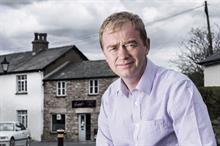 Lib Dem leadership hopeful Tim Farron says he would encourage party staff to work for charities