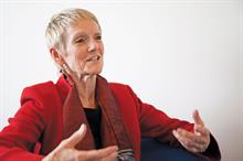 Barbara Frost on the rise and rise of WaterAid