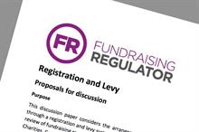 Fundraising Regulator publishes proposals on how it will charge charities