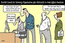 Fran on a £500k scheme to train volunteer 'digital champions'