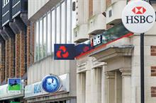 Charities remain loyal to the main banking players
