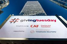 Giving Tuesday 'supported by 4.5 million people'