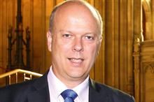Chris Grayling attacks 'political bias' of some charities and campaigners
