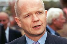 NCVO urges William Hague to listen to voluntary sector on devolution in England
