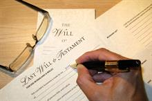 Legacy case offers hope for charities when wills are contested