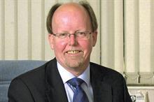 RNIB Scottish director John Legg resigns 'over disagreement'