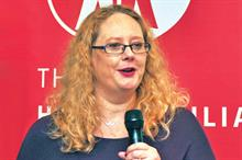 Light bulb moment: Liz Carroll on her quest to offer people more support