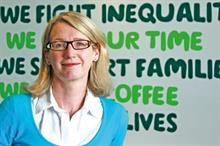 Lynda Thomas takes temporary charge at Macmillan Cancer Support