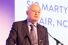 Martyn Lewis says the NCVO should create a direct rival to Acevo