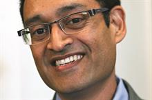 Girish Menon of ActionAid