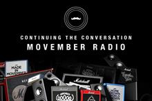 Movember Radio podcast encourages men to talk about their health and wellbeing