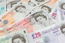 Total cash held by UK's 5,000 largest charities rose to £17.4bn last year