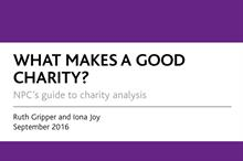 Free guide on running an effective charity launched