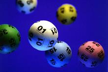 National Lottery good-cause money down £160m in past three quarters