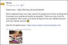 Kirsty Marrins: Four lessons charities can learn from the Nectar social media furore