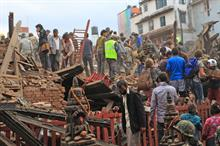 Disasters Emergency Committee launches Nepal earthquake appeal