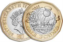 IoF urges people to give old pound coins to charity
