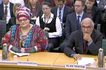 Camila Batmanghelidjh 'offered to sell flat to secure government funding', she tells MPs