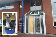 Burglary at PDSA head office causes 'thousands of pounds' of damage