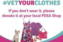 The PDSA's Vet Your Clothes