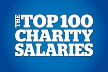 Average pay of top earners at general charities has fallen by six per cent since 2013