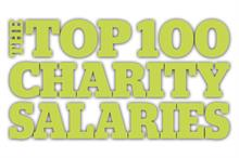 Average salary among top 100 highest charity earners up by 20 per cent
