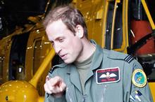 Prince William to become a pilot for East Anglian Air Ambulance