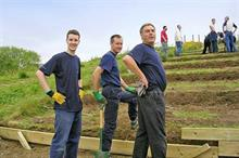 Top tips for achieving excellence in volunteer management