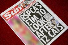 RSPCA lawyers write to The Sun about 'inaccurate article'