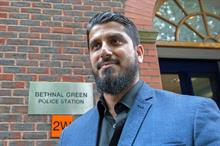 International director of Cage charged under Terrorism Act