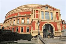 A battle royal at the Albert Hall