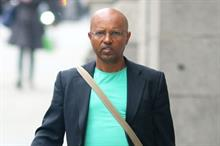 Founder of Africa Aids Action Eyob Sellassie denies two counts of fraud