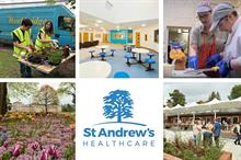 St Andrew's Healthcare begins digital transformation plan