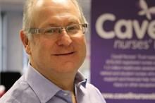 Cavell Nurses' Trust appoints Stephen Charlton as chief executive