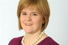 Nicola Sturgeon announces an extra £6m for SCVO scheme to create Scottish sector jobs