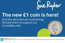 Digital campaign: Charities quick to pick up #poundforpound campaign