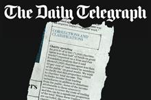 Telegraph corrects article on charitable spending after NCVO intervenes
