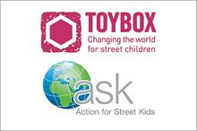Action for Street Kids becomes part of Toybox