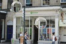 Oxfam trials location-based messaging app