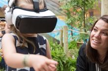 Watch: WWF's virtual reality Tiger Experience