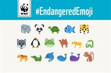 Digital campaign of the week: WWF's Endangered Emoji campaign on Twitter