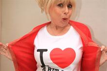Barbara Windsor kicks off new campaign for children's charity Variety