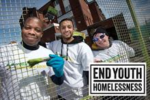 Yorkshire Building Society starts partnership with End Youth Homelessness