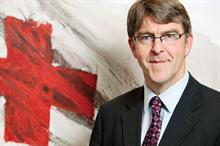 Movers: British Red Cross appoints Mike Adamson as chief executive