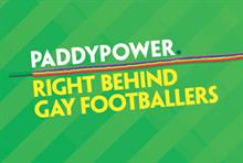 Business Charity Awards: Cause-Related Marketing - Winner: Paddy Power with Stonewall